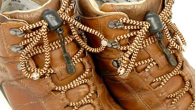 Photo of Greeper Hikers shoelaces