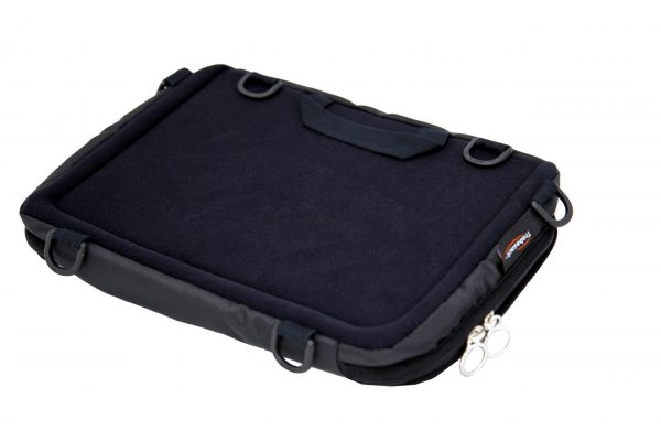 Mini Connect wheelchair tray and travel bag