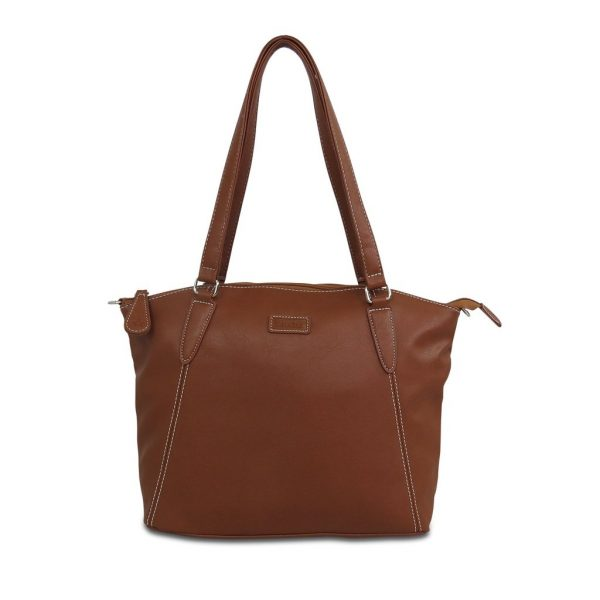 Sam Renke handbag in chestnut