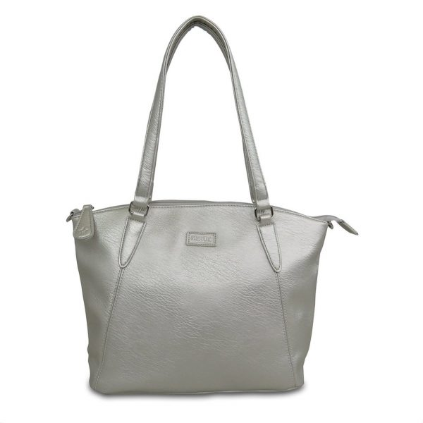 Sam Renke handbag in silver