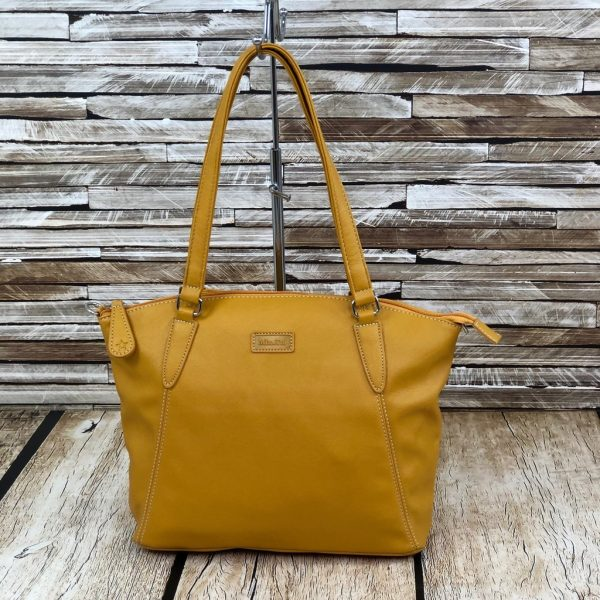 Sam Renke handbag in mustard