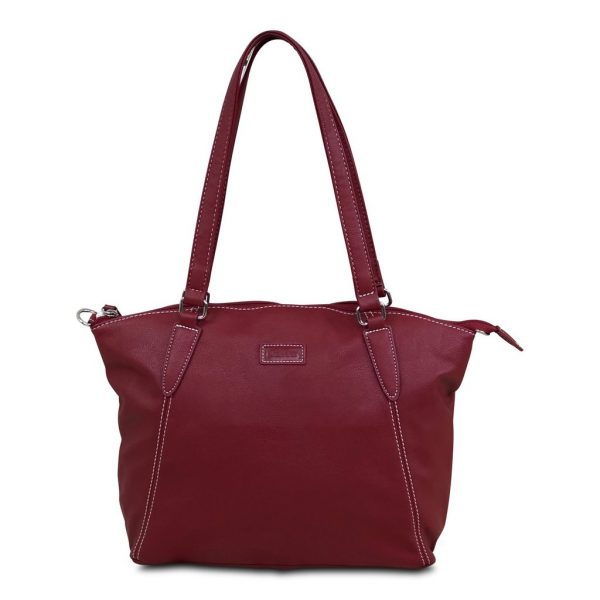 Sam Renke handbag in berry