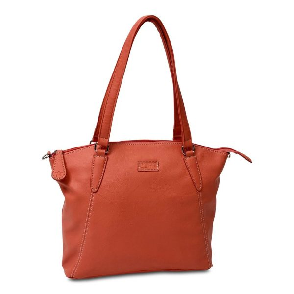 Sam Renke handbag in coral