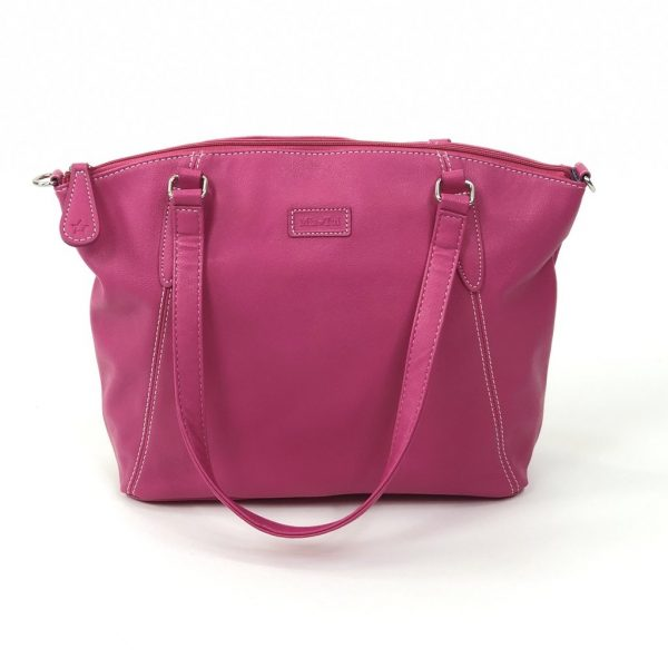Sam Renke handbag in hot pink