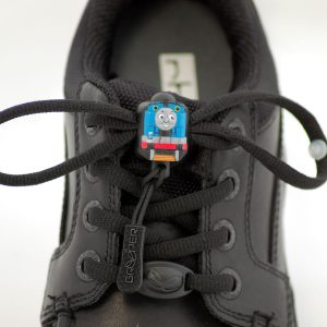 Thomas the Tank Engine shoe laces