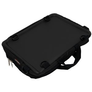 Trabasack Mini wheelchair lap tray and bag