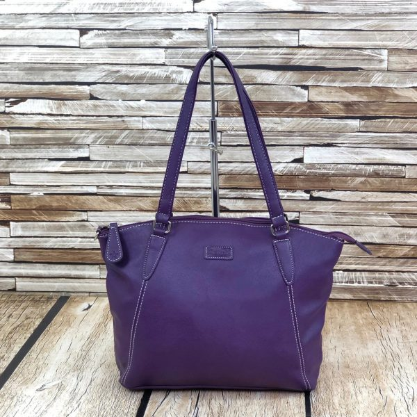 Sam Renke handbag in purple