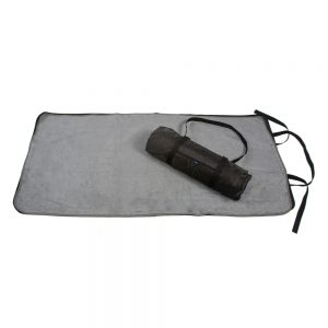 Seenin large roll-up portable changing mat and storage bag
