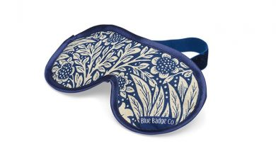Photo of Relaxing lavender heated eye masks
