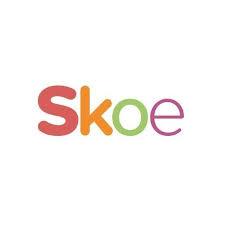 Skoe brand logo
